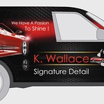 When you see this beast, jot down the number. And don't call to tell me I drive like an ass! #beautyandthebeast #vinylwrap #expedition #autodetailing #kwallacesignature #detailing #ford thumbnail