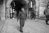 Morning walk to school (michael.mu) Tags: jerusalem muslimquarter theleicameet leica m240 35mm leicasummicron35mmf20asph streetphotography bw blackandwhite silverefexpro monochrome school walking