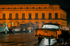 Paseo de Marti (Havana, Cuba 2012) (Alex Stoen) Tags: 5dmk2 adventure alexstoen alexstoenphotography canon canoneos5dmarkii caribbean colors cuba cubancars dream ef2470mmf28lusm lahavana timecapsule travel vacation exotic smugmug
