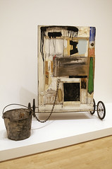 'Gift for Apollo' by Robert Rauschenberg (Greatest Paka Photography) Tags: robertrauschenberg combines painting sculpture art artist museum sfmoma museumofmodernart giftforapollo graphicartist innovative combinations fragments mythology
