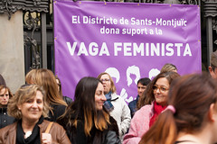 "Vaga General Feminista Sants • <a style=""font-size:0.8em;"" href=""http://www.flickr.com/photos/163193995@N07/25819575467/"" target=""_blank"">View on Flickr</a>"