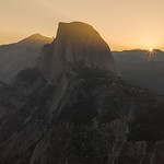 Half Dome Sunrise thumbnail