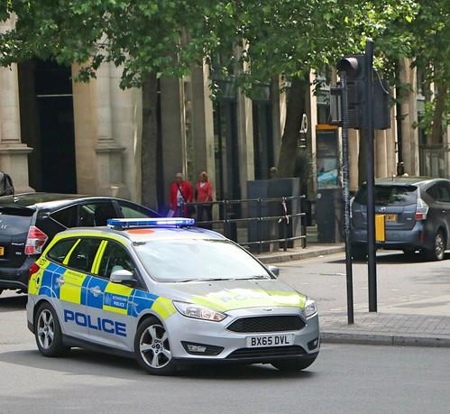 Metropolitan Police Service - BX65DZL