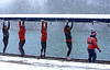 'Patchy light snow' (andrew_@oxford) Tags: oxford university rowing bumps racing torpids 2018 river thames snow snowing