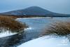 Frozen Lake (James Brew (www.jamesbrew.com)) Tags: isleofman landscapephotography manx jamesbrew ice snow winter mountains hiking frozen britain uk nature scenery