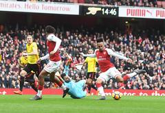 775017946SM029_Arsenal_v_Wa (Stuart MacFarlane) Tags: englishpremierleague sport soccer clubsoccer soccerleague london england unitedkingdom gbr