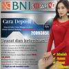BNI (SOLAIRE99.COM) Tags: bebastransfer bni10ribu promobni transferantarbank mandiri bni bca danamon cimbniaga 100bankindonesia
