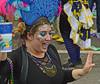 In the Moment (BKHagar *Kim*) Tags: bkhagar mardigras neworleans nola la parade celebration lady beads beadwork happy crowd outdoor street napoleon uptown damesdeperlage ladiesofbeadwork wrist tattoo fleurdelis