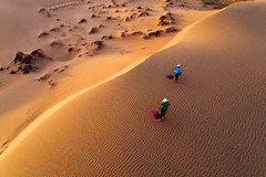 Carrying basket_Mui Ne_Sunset_DJI_0948 (PRADEEP RAJA K- https://www.pradeeprajaphotos.com/) Tags: sunset sky desert nature vietnam sand sun landscape sunrise scenic travel dune hot pattern background dry asia summer yellow texture shadow scenery natural ne indochina beautiful mui dust africa asian colorful cloud light wilderness footprint climate tourism scene blue sanddune drought textured ridge hill soil outdoor rock adventure wild idyllic