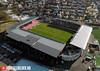 Stadionrivingen sett fra luften (Plekter) Tags: goprokarma brannstadion drone fotballstadion footballphotography sportsklubben brann