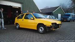 GZ-JB-77 (Timo1990NL) Tags: citroen zx sport yellow