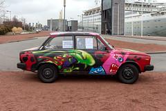 Volvo 642910 (R. Engelsman) Tags: volvo 642910 auto car vehicle oldtimer youngtimer klassieker classiccar automotive transport rotterdam 010 netherlands nederland nl rotterdamseklassiekers milieuzone mznee