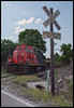 7033 (saltley1212) Tags: florida central gp9rm 7033 orlando