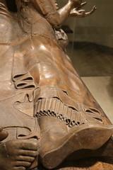 6th century BC Sposi sarcophagus from Cerveteri - Rome Spring 2018 National Etruscan Museum at the Villa Julia. (Kevin J. Norman) Tags: italy rome etruscan villa julia giulia etrusca juliusiii sposi sarcophagus cerveteri banditaccia necropolis