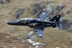 BAe Hawk T2 ZK026 Q 001-1 (cwoodend..........Thanks) Tags: raf wales lfa7 machloop mach machlooplfa7 snowdonia bwlchexit exit lowfly lowlevel rafvalley valley 4squadron 4rsquadron 4rsqn bae baehawk baehawkt2 hawk hawkt2 t2 zk026q zk026 explore inexplore inexplore090318