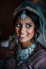 Indian Muslim bride (Digital Sublime) Tags: indian muslim bride nz auckland canon wedding traditional colour