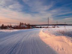 Зимняя деревня (banagher_links) Tags: olympus em10 mark iii
