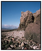 Silverdale-9 (D_M_J) Tags: silverdale arnside uk north west england lancashire landscape film camera roll 120 medium format 6x7 colour slide mamiya rb67 fuji provia 100f colortec tetenal e6 epson v850 vuescan colourperfect colorperfect sea cliff