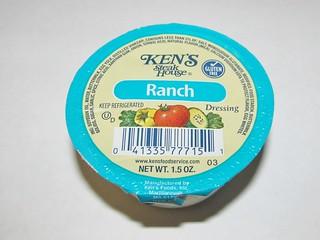 Ken's Steakhouse Ranch Dressing 1.5 oz