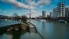 Crue de la Seine (l.pigault) Tags: seine crue nikon eau d800 fleuve paysage aprèsmidi pauselongue paris 1835f3545 5m48