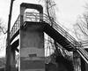 Foreboding (Tom55K) Tags: footbridge foreboding blackandwhite bnw massachusetts worcester