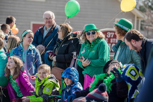 2018 St. Patrick's Day Parade