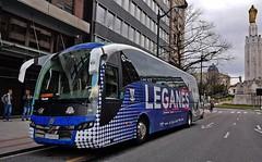 Autobús del C.D LEGANES (alberto vtr) Tags: sunsundegui cd leganes lega futbol volvo sc7 autobus autocar la liga laliga 1 division bilbao san mames club deportivo bus