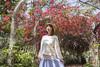 元州邨杜鵑隧道 (mikemikecat) Tags: 元州邨 杜鵑花 隧道 azalea un chau estate portrait