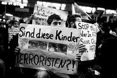 . (Thorsten Strasas) Tags: afrin berlin demonstration efrin fahne flagge hermannplatz kreuzberg kundgebung kurden kurdistan kurds mitte neukoelln pkk rojava schwarzweiss syria syrien tuerkei turkey ypg attack demo flag peace protest rally spontan spontaneous war ypj germany de