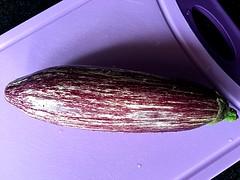 #Bio #Aubergine #Graffiti (RenateEurope) Tags: bio aubergine graffiti vegetable tasty delicious food organic deliciious