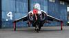 QINETIQ HARRIER COSFORD NIGHTSHOOT MAR 2018 (toowoomba surfer) Tags: vtol jet aeroplane aviation aircraft museum aviationmuseum