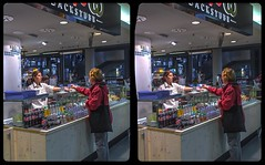 Coffee sale 3-D / CrossView / Stereoscopy / HDR / Raw (Stereotron) Tags: berlin spreeathen mitte metropole hauptstadt capital metropolis brandenburg city urban hauptbahnhof shop business payment streetphotography citylife europe germany deutschland crosseye crosseyed crossview xview cross eye pair freeview sidebyside sbs kreuzblick 3d 3dphoto 3dstereo 3rddimension spatial stereo stereo3d stereophoto stereophotography stereoscopic stereoscopy stereotron threedimensional stereoview stereophotomaker stereophotograph 3dpicture 3dglasses 3dimage twin canon eos 550d yongnuo radio transmitter remote control synchron kitlens 1855mm tonemapping hdr hdri raw availablelight