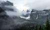 Tunnel View of Yosemite Valley. (JarrodLopiccolo) Tags: yosemite yosemitenationalpark sierranevada tunnelview waterfalls elcapitan winter wet landscape