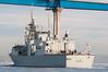 rear view HMCS Vancouver (SBGrad) Tags: 2018 80200mmf28dafs alr d300s ffh331 hmcsvancouver nikkor nikon royalcanadiannavy sandiego frigate ship warship
