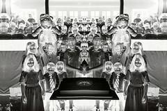 Twin Academy 1 (brancusi7) Tags: twinacademy1 absurd art allinthemind brancusi7 bizarre bw blackandwhite collage culturalkitsch creepy culturalrelations childhood dadapop domesticsurrealism dreaming eyewitness eidetic exileineden ersatz evolution eye ghoulacademy globalsoapoperareality gaze hypnagogia haunted insomnia identity intheeyeof innerspace insecurityconsultants illart joker jung johnseven kitschculture loneclownofthepharmaceuticalplain mythology mirror neodada odd oneiric obsession opera popsurrealism popkitsch popart phantomsoftheid popculture culturalxrays random retropopkitsch strange schlock monochrome trashy taboo timetravel trashculture thechildrenoferehwon vernacularculture visitation victorianvalues vision weird negative inverted