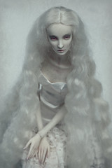 laura (dolls of milena) Tags: bjd abjd resin doll metis codie portrait