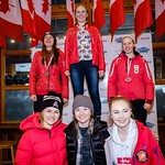 Race 2 - U16 Ladies