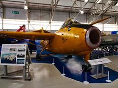 HS 126 (Keith Coldron) Tags: aeroplane test experimental airmuseum