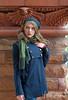 Red Bricks (oshcan) Tags: model woman girl winter portrait philadelphia nikon d4s