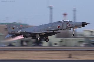 Japan Air Self Defence Force, McDonnell Douglas F-4EJ Kai Phantom II, 97-8427.