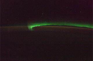 Aurora Borealis. Surreal!