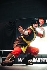 """Japan Weekend Barcelona 2018 Pasarela Cosplay • <a style=""""font-size:0.8em;"""" href=""""http://www.flickr.com/photos/140056126@N03/38960604620/"""" target=""""_blank"""">View on Flickr</a>"""