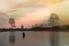LAS LAGUNAS (mañega) Tags: paisaje serenidad calma calidez laguna tamames salamanca castillayleon landscape serenity calm warmness lagoon sunset heaven tree water wood grass