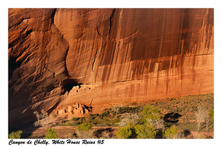 Canyon de Chelly, White House Ruins #5