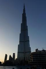 Burj Khalifa at dusk (posterboy2007) Tags: burjkhalifa dubai uae tower architecture