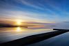 West Kirby, Marine Lake (redbankmoz) Tags: marine sea reflections reflection lake clouds sunset cloudscape seascape longexposure landscape westkirby england unitedkingdom gb