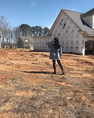 Standing on my future ATL home 🏠. ATL here we come inshallah. Tag someone from ATL 💃 (latoyaforever) Tags: latoyaforever latoyaslife baby samia latoya