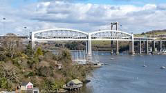 Falmouth (15) (BaggieWeave) Tags: cornwall greatwesternmainline greatwesternrailway royalalbertbridge gwr saltash isambardkingdombrunel