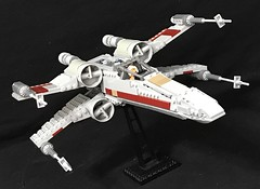 T-65B X-Wing Fighter