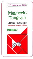 Magnetic Travel Tangram Puzzles Game - Car Games , Airplane Games and Quiet Games (saidkam29) Tags: airplane game games magnetic puzzles quiet tangram travel